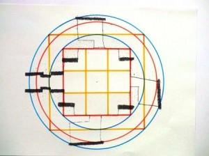 nine grid maeshowe